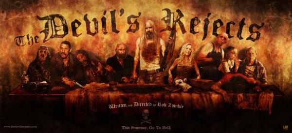La version The Devil's Rejects de La Cène