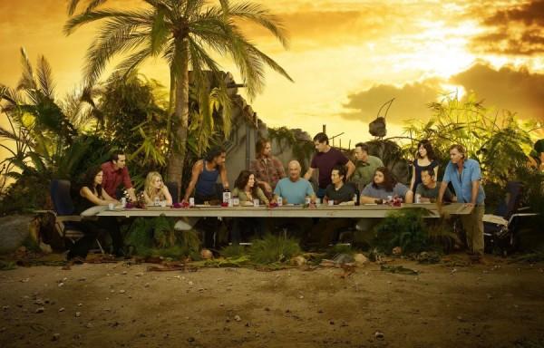 La Cène vue par les acteurs de Lost
