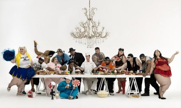 La Cène The Big Supper