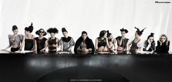 T.O.P revisite La Cène pour son titre Turn It Up