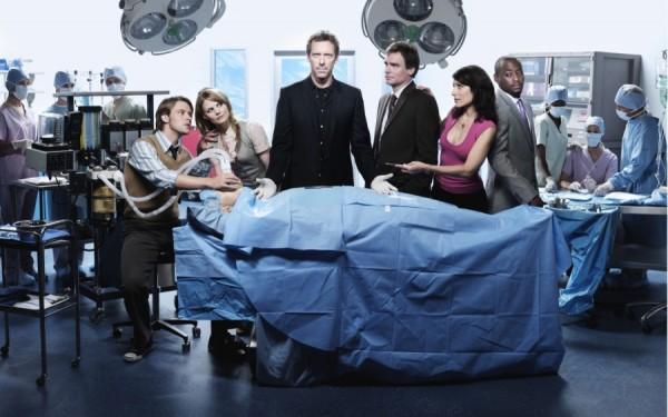 La Cène vue par les médecins de la série Dr House