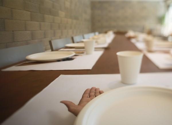 La Cène en version set de table